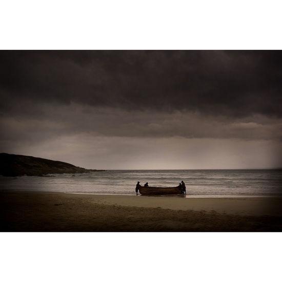Beach Cloud - Sky Cornwall Horizon Over Water Nature Poldark Sand Scenics Sea Rowing Boat EyeEmNewHere EyeEmNewHere The Great Outdoors - 2018 EyeEm Awards