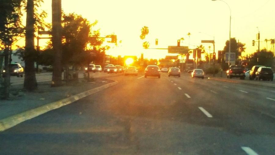 Sundown Almost