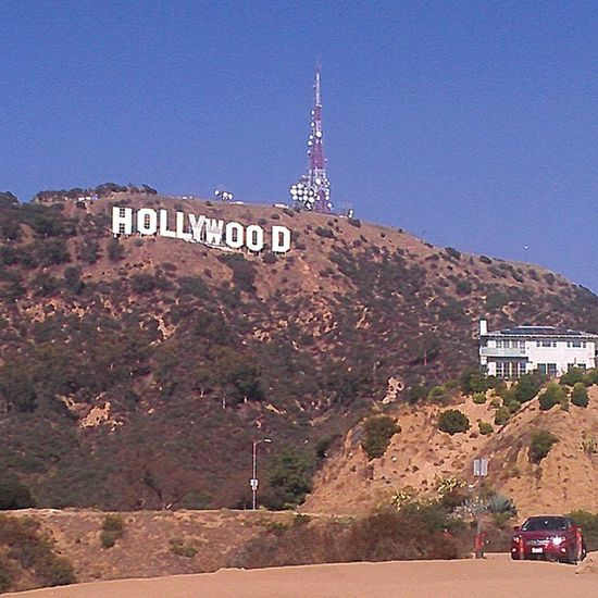 Hollywoodsign Losangeles