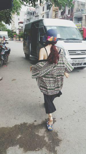Comebackhome Summer Holiday Beach Outfit Ootd Lesbian Vietnam Kimono
