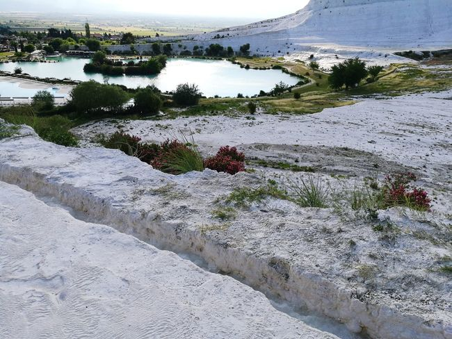 Water Nature Outdoors No People Beauty In Nature Sky Pamukkale Travertenleri Pamukkale Cotton Castles Travel Turkey Turkey♥ Pamukkale Terrace Turkey تركيا Turkey💕 Turkey ♡ Pamukkale Terraces Reflection Pamukkale Pamukkale/Turkey Vacations Summer Landscape Cloud - Sky Lake Nature Lost In The Landscape