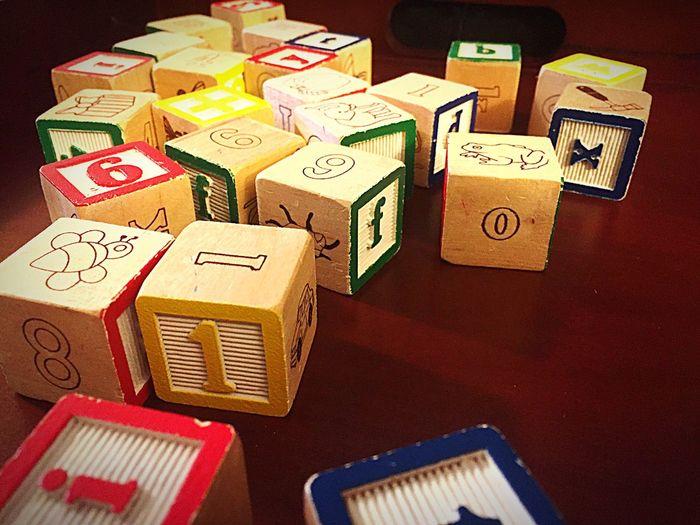 Blocks Toys Kids Games