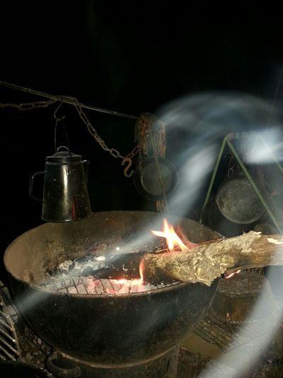 Campfire Cooking Cowboy Coffee