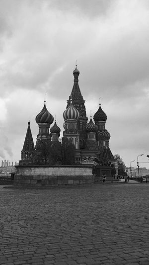 Architecture Built Structure HDR IPhoneography Moscow Red Square St. Peters Cathedral Travel Destinations
