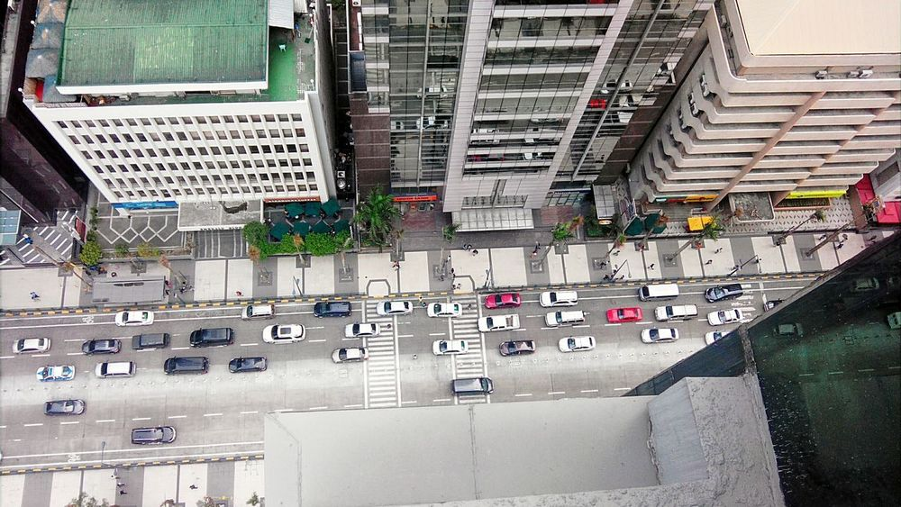 Flying High City Building Exterior Transportation Day City Life Aerial View Mobilephotographyphilippines Mobilephotography Eyeem Philippines Philippines City The Street Photographer - 2017 EyeEm Awards The Architect - 2017 EyeEm Awards CC BY-SA CC BY-SA 4.0 Creative Commons CC Snoworld.one/cc Lost In The Landscape Visual Creativity