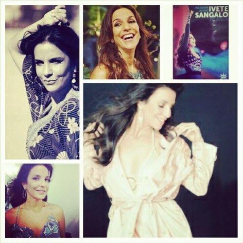 Minha Diva <3 Ivetesangalo linda, maravilhosa, perfeita @ivetesangalo ! 42MotivosParaAmarIveteSangalo ParabénsVeveta TeAmoDiiva