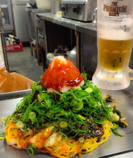 おこのみやき Okonomiyaki Food Japanese Food