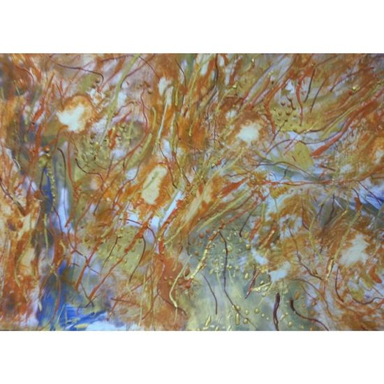 """CONNECTIONS"" Encausticart Art Gallery Painting Art SoulArt Artgallery Artists My Art, My Soul... Artistic Expression Eyemart Kunst Artistic Eyemgallery Painted By Me ;) Encaustic Colorful Connected With Art Connections"