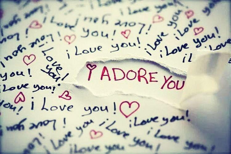 I Love You ! I Adore You  Love ♥ Uploading Photos
