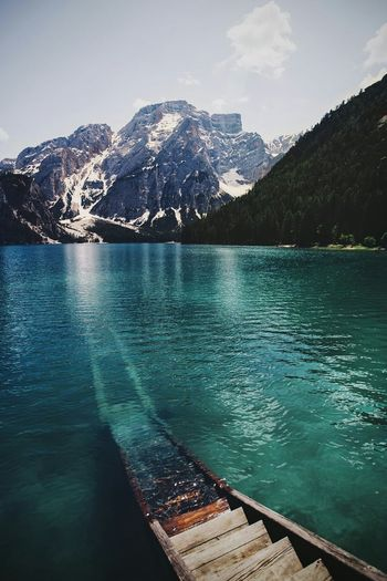 EyeEm Selects Water Mountain Vacations Scenics Lake Travel Nature Travel Destinations Tree No People Outdoors Snow Day Winter Sky Sky Breathing Space Space Italianeography Landscape Lagosphotographer Italy❤️ Darling♡ EyeEmNewHere Investing In Quality Of Life