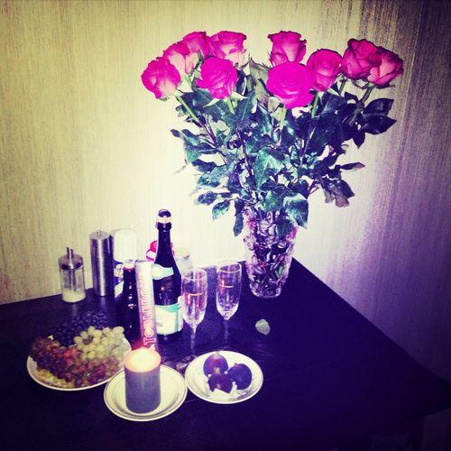 Romantic with my love