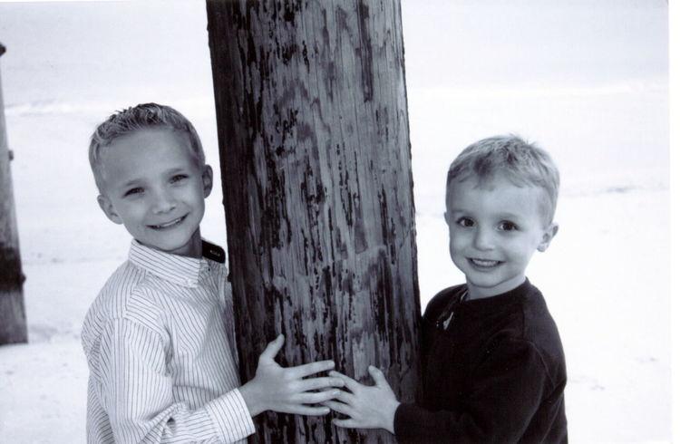 Brotherhood Brothers Ocean Kids