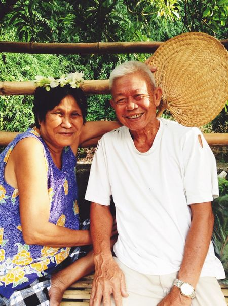 70 and inlove Grandparents Truelove Love Family Enjoying Life