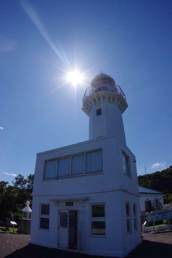 Light House 灯台 横須賀 観音崎 Pentax K-3