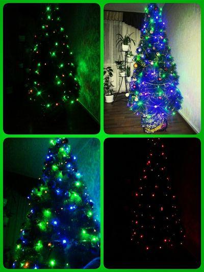 новогодние украшения ёлка Скоро новый год новыйгод