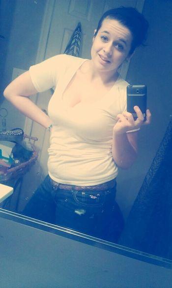 first selfie on hereee #selfie #dontcare