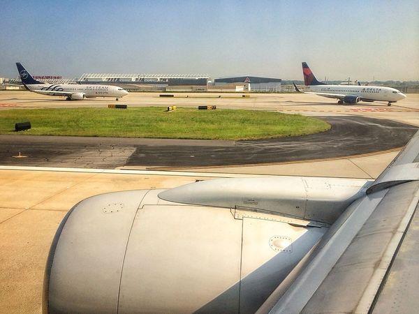 Delta Airlines Atlanta Starting A Trip
