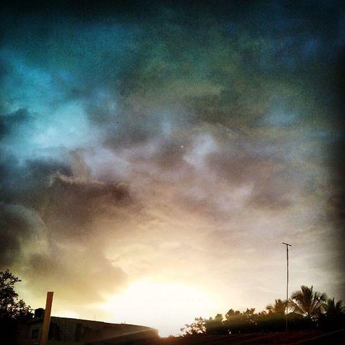 Gothan Sky Sun