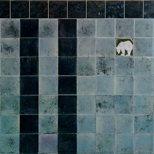 Remember Knut? He is now a Berlin Tiles . Tiles
