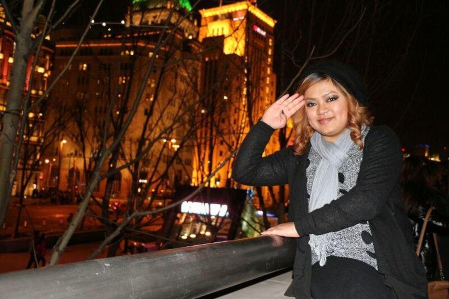 At Shanghai salute to everyone!! :)