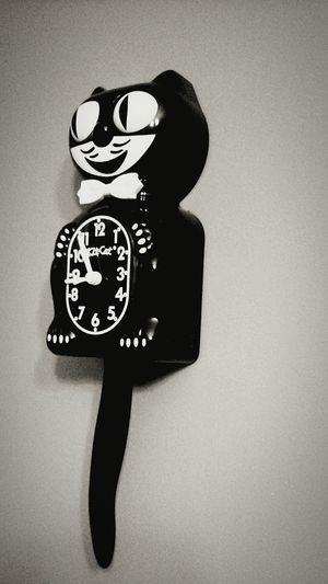 Finally bought a Kit Kat clock! 1950upinhere