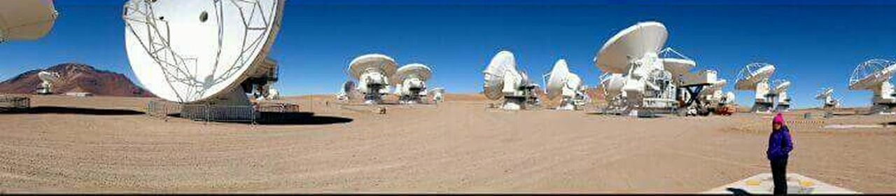 Alma Chile Panoramic Sky Outdoors 5000mtsAboveSea Astronomy