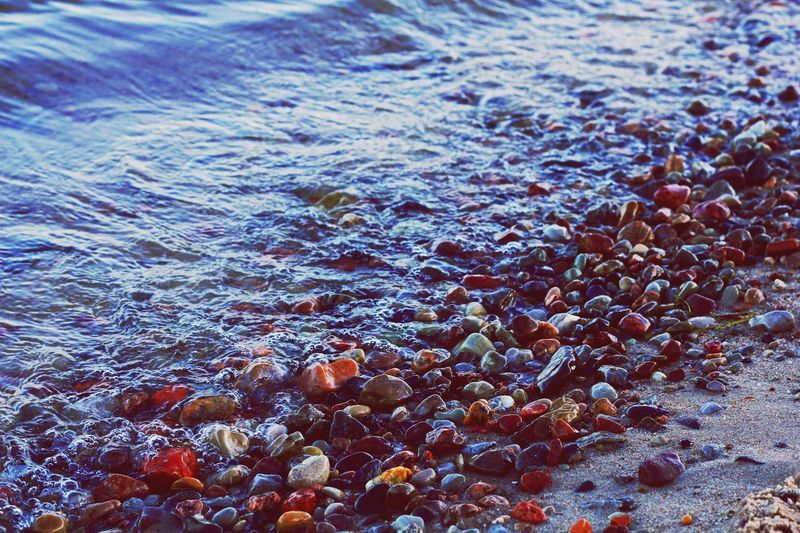 Sea Stones Baltic Sea Nature_collection Nature Landscape Canon Beach Eyem Best Shots Water