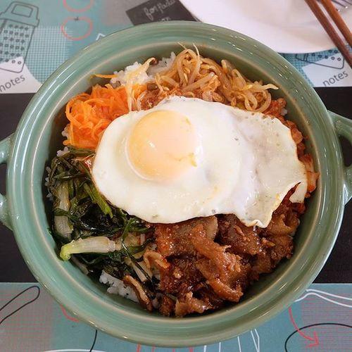 비비비 비빔밥 Tiffydailyfood