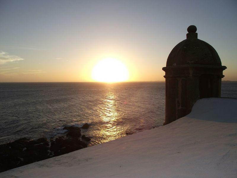 Brazil Brasil Salvador Bahia/brazil Salvador Bahia Sun Sunset_collection Faroldabarra Bahia De Todos Os Santos Sunset