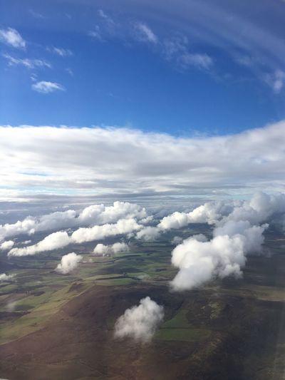 Cloud - Sky Sky Landscape Aerial View Nature Natural Light Natural Colours