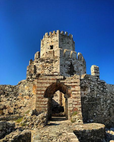 Castle Methoni History The Past