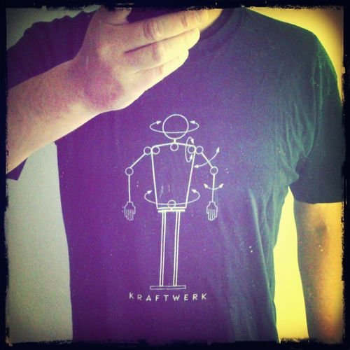 i love my tee We Are The Robots Wir Sind Die Roboter Shirt Of The Day T-shirt