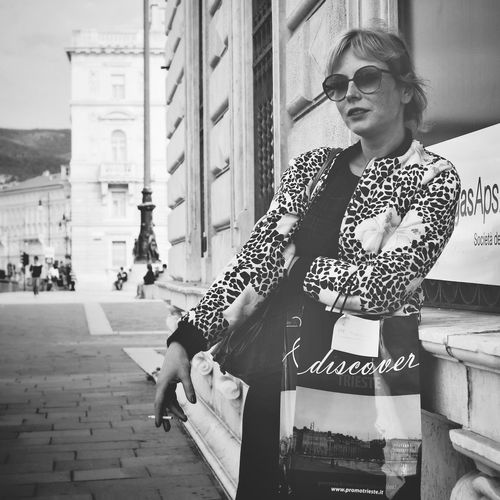 Discover Trieste Samsung Smart Camera Streetphotography Don Filter Portrait The Fashionist - 2015 EyeEm Awards