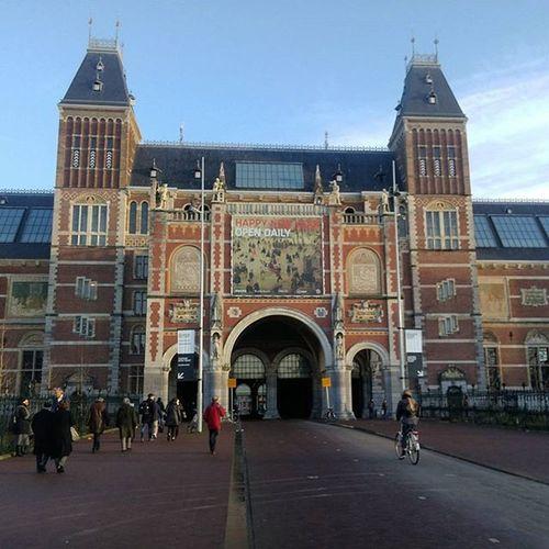 Contiki Amsterdam
