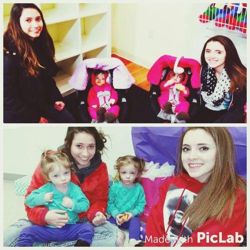 My beautiful girls and my friends beautiful girls