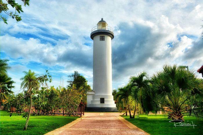 Rincon Puerto Rico Lighthouse Faro Blue Sky