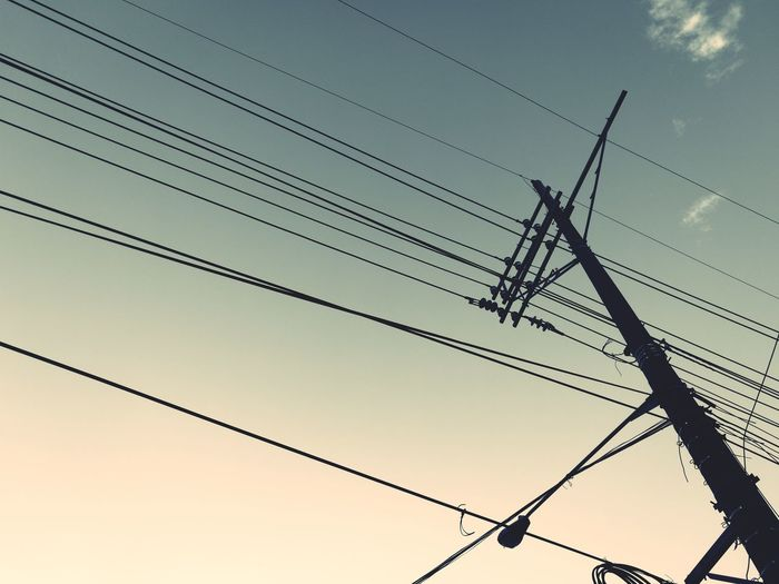 Typical Skyline Cable Connection Power Line  Electricity  Power Supply Communication Technology Day Silhouette Sky No People Telephone Line Outdoors Smartphonephotography Industry EyeEm Vison EyeEmNewHere EyeEm Best Shots Viewfromajet