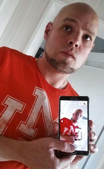 Selfie 2way Mirror Effect