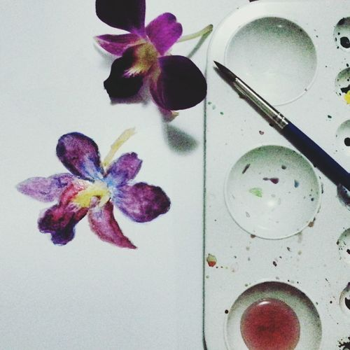 Floral Watercolor ArtInMyLife