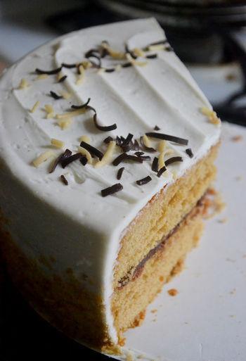 Cake Close-up