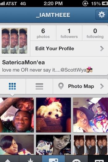 Follow Me On Dat Insta _iAMtheee