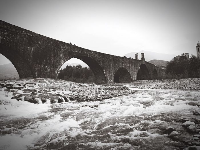 Bobbio Gate Old Gate Lost In The Landscape Shades Of Winter Colour Your Horizn