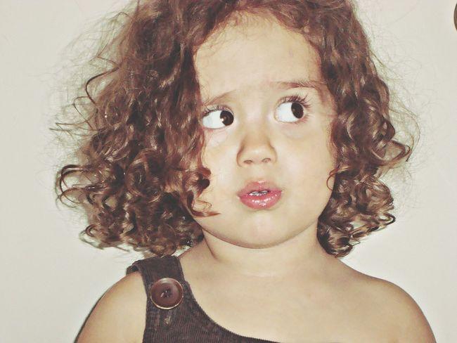 Let Your Hair Down Hair Babies