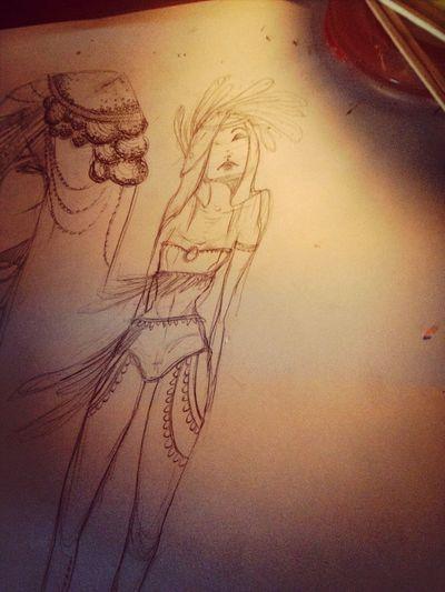 Dessin du soir ? Draw Drawing