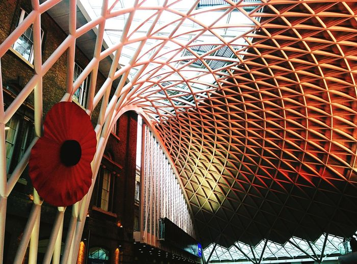 Kingscross Kingscrossstation London Unitedkingdom Nearplatform934
