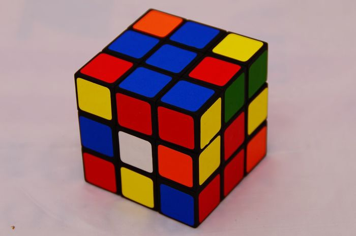 Rubik's Cube Cube Cubefotografie Colourful Toys Toysnapshot