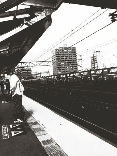 帰ります。🚃👋 Public Transportation Train Station Railway Station Go Home