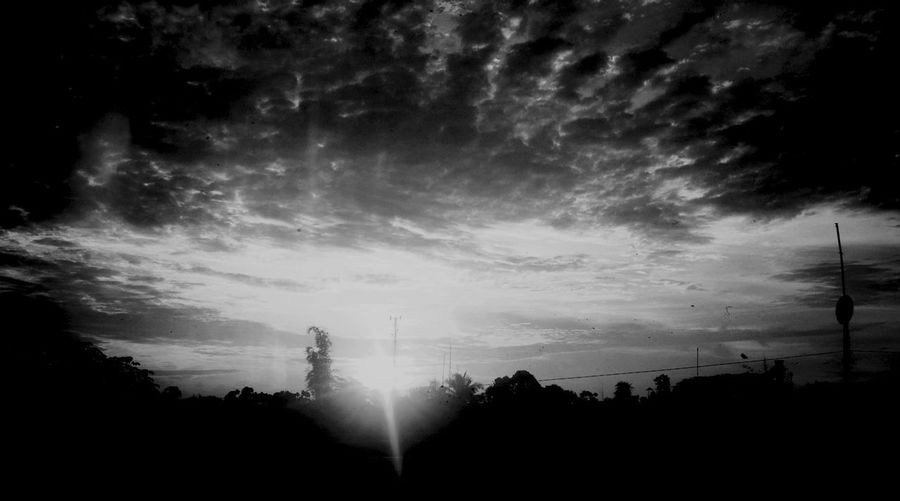 Blackandwhite Hello World I Will Find You This Is Indonesia
