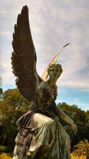 Sculpture Park Sanssouci Orangerie Looking Around Taking A Trip