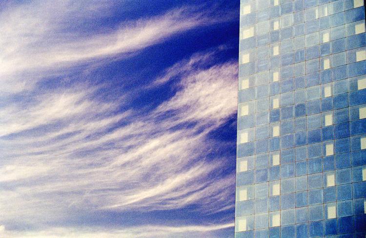 Building Skyline Architecture The Architect - 2016 EyeEm Awards Color Palette